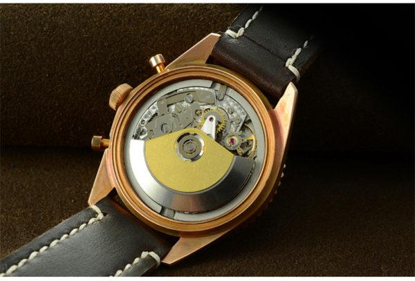 Bronze Watch SAN MARTIN bronze diving watch limited edition SN002-Q-J