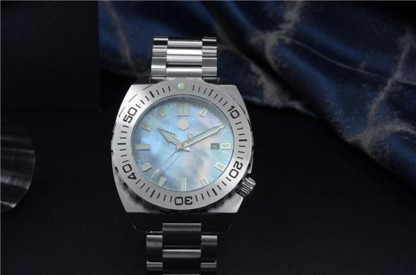 On Sale!!! San Martin diving watch luminous mechanical watch SH068