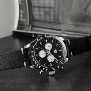 On Sale!!! San Martin Racing Chronograph Waterproof Quartz Watch SN018