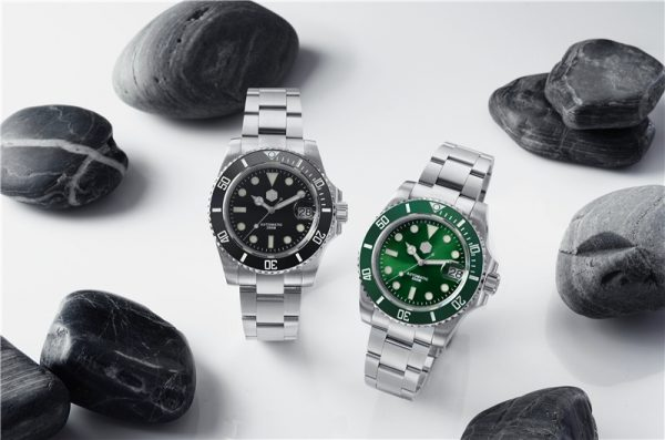 On Sale!!! San Martin Diving Watch Automatic Watch new SN017-G -Upgraded