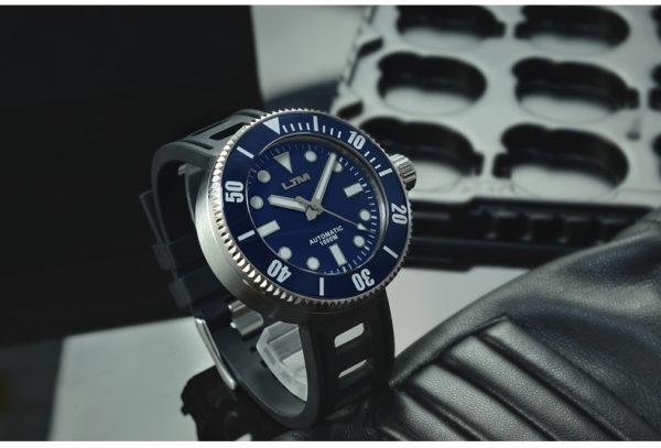 On Sale!!! San Martin 1000 meters waterproof watch diving watch ice hockey mechanical watch SN001-G-LJM