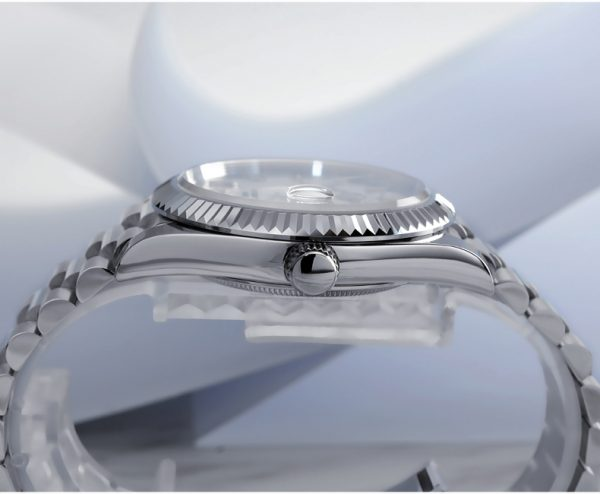 On Sale!!! SAN MARTIN 100m waterproof dress watch mechanical watch SN059