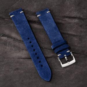 Accessories Handmade leather flip fur strap 20mm pin buckle LS-01