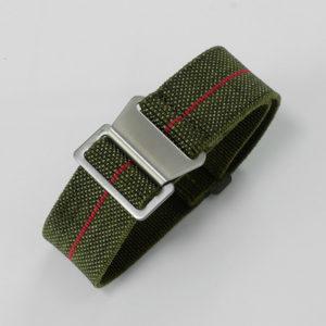 Accessories San Martin Parachute nylon strap 20/22mm pilot watch strap N001