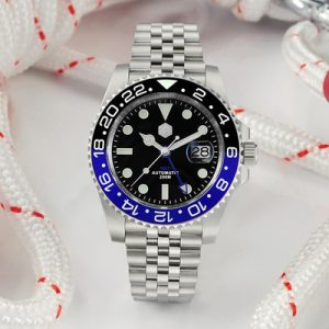 New Arrivals San Martin Diving Watch GMT Watch SN015-G