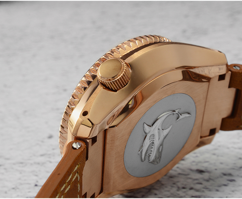 affordable bronze watch