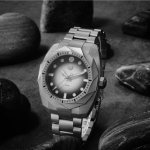 On Sale!!! SAN MARTIN self-designed limited edition mechanical diving titanium watch SN070-T
