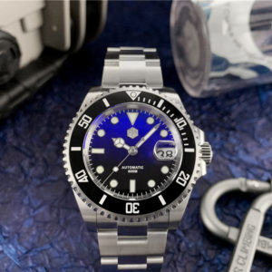 New Arrivals San Martin Automatic Diving Watch mechanical Watch SN084G