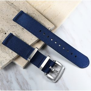 Accessories San Martin nylon strap suitable for SN031-G 20mm/22mm pin buckle N031